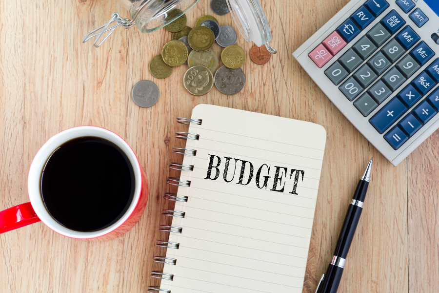 realistic budget tips