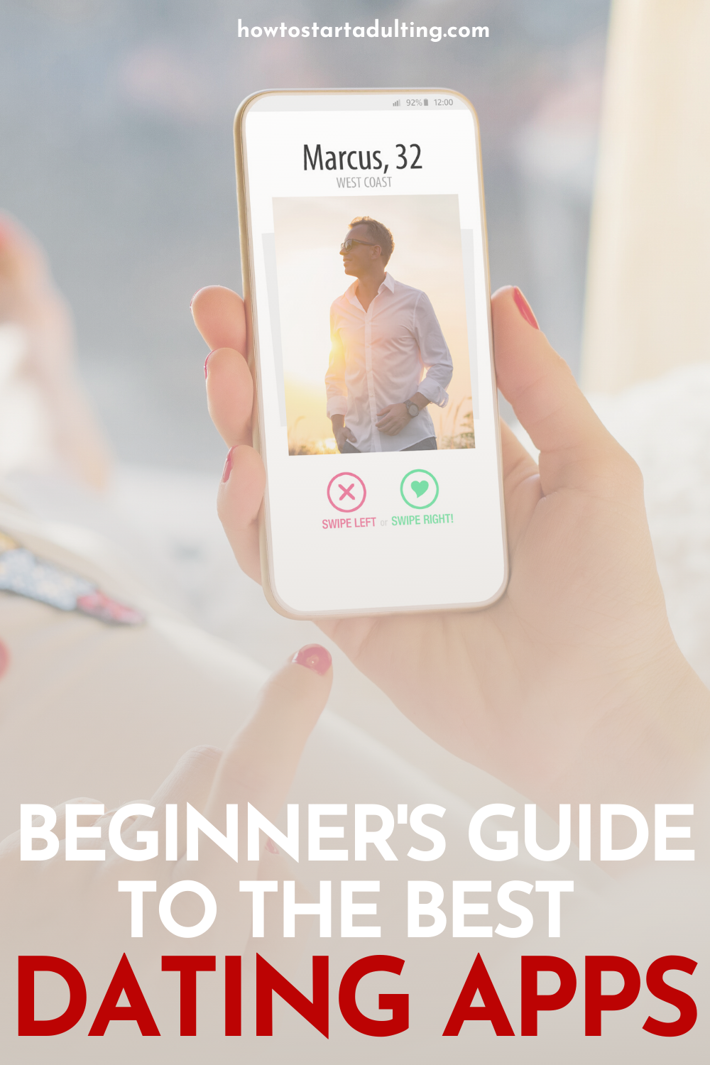 Ready For Online Dating_ Beginner's Guide To The Best Dating Apps #dating #relationships #onlinedating #datingapps #datingapp