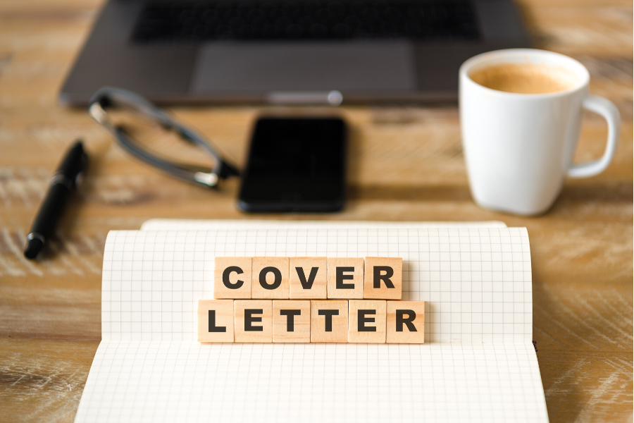 tips for writing cover letter