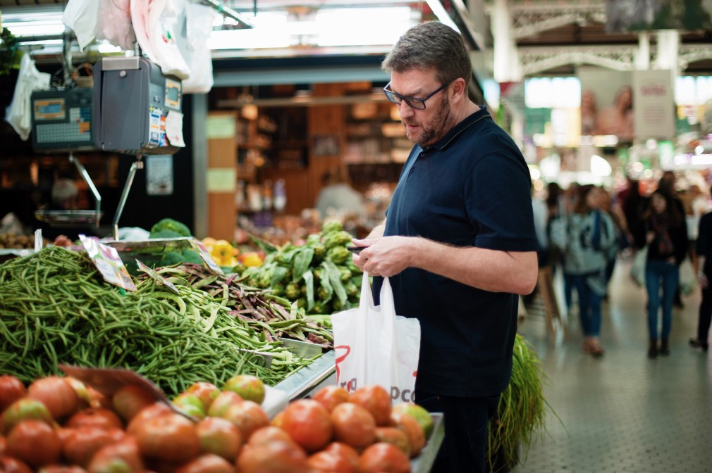 tips for groceries shopping