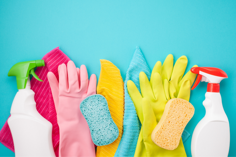 secrets to keep a house clean and tidy