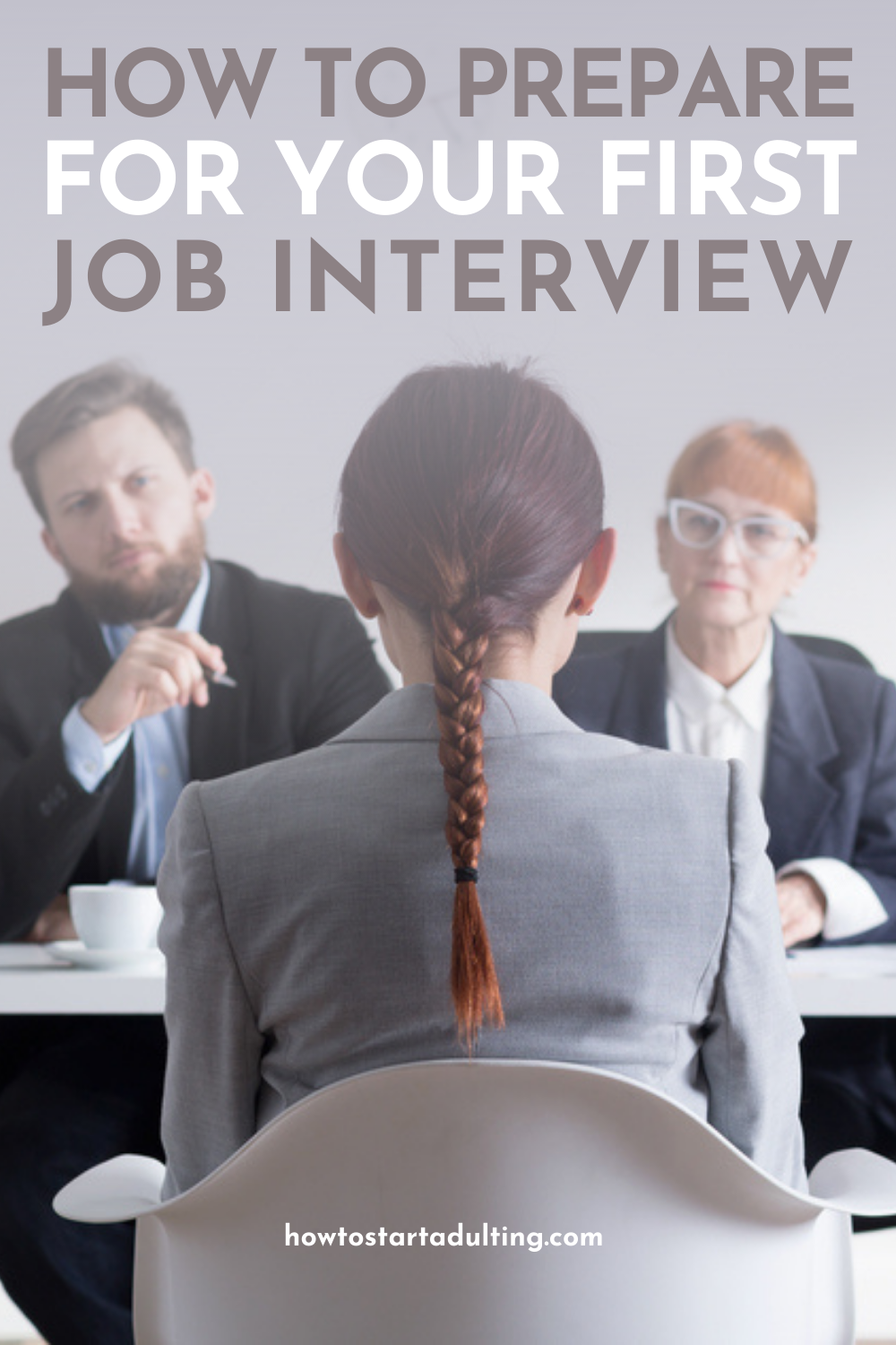How To Successfully Prepare For Your First Job Interview As A Teenager, first job interview tips