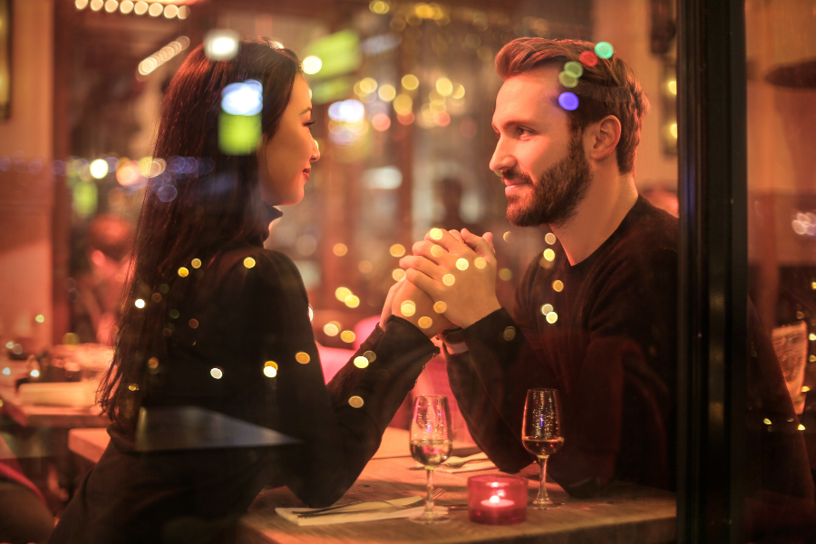 how to go from dating online to dating in person