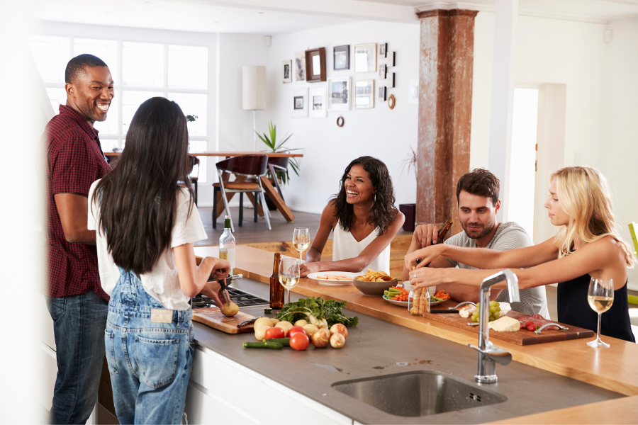How To Host Your Very First Dinner Party 1