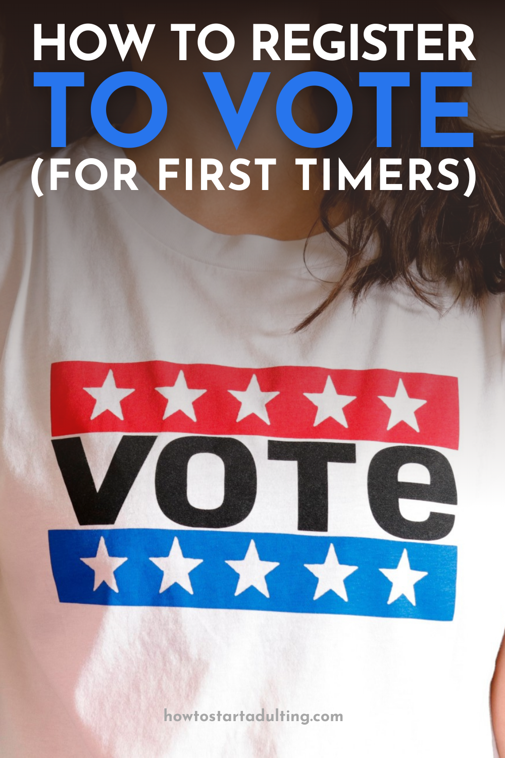 How To Register To Vote (For First Timers)