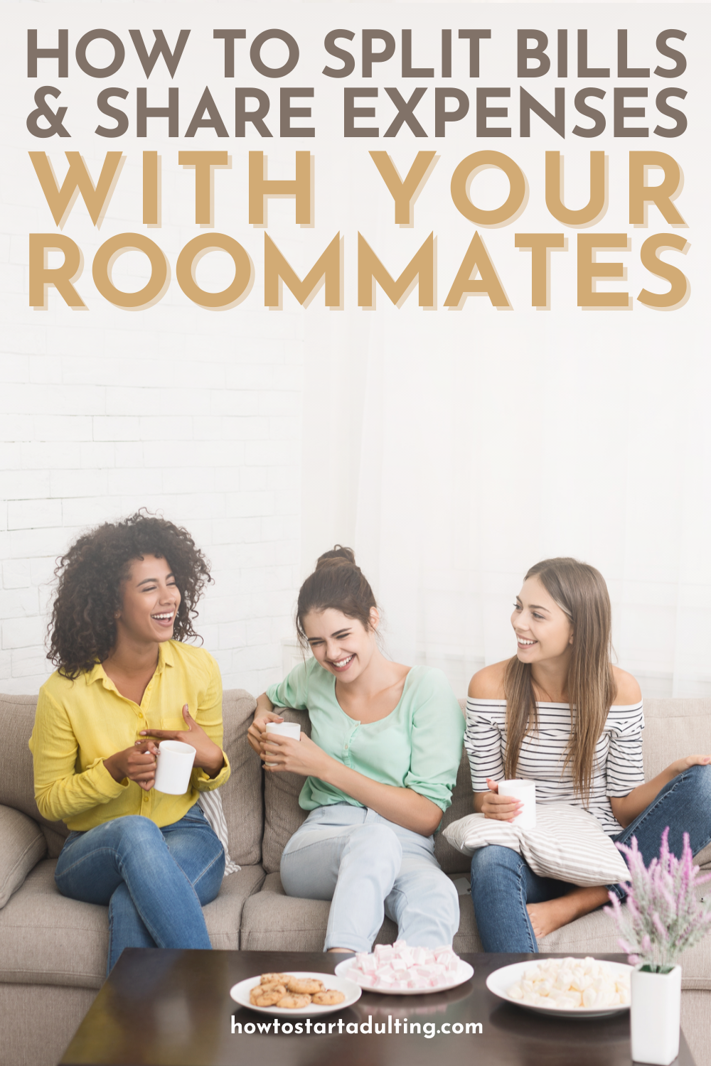 How To Split Bills And Share Expenses With Your Roommates