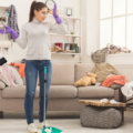 What Can I Do To Fake A Clean House When Company's Coming