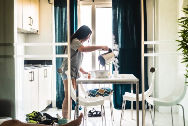 8 Simple Safety Tips For Living On Your Own For The First Time